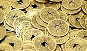 Koin beruntung — Amulet Money