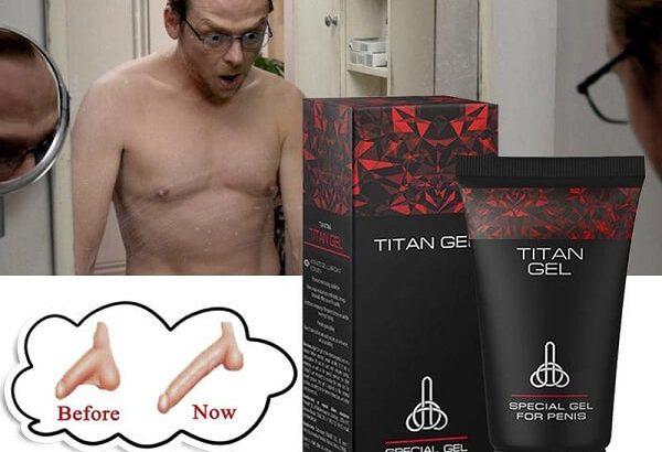 Aturan Pakai Titan Gel — TITAN GEL harus dioleskan dengan jelas sesuai petunjuk, minimal sehari sekali